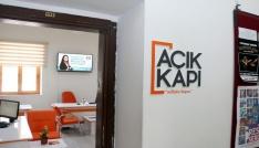 """İçişleri Bakanlığının """"Açık Kapı Projesi"""" Ispartada hayata geçirildi"""