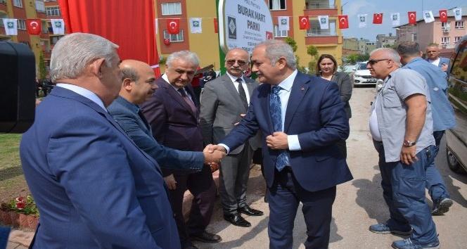 Osmaniye Belediyesinden anlamlı açılış