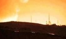Şam'da siren sesleri acil koduyla çaldı