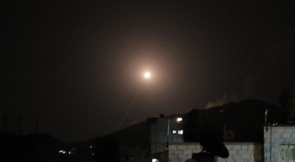 Bombardımanda Suriye'de vurulan hedefler