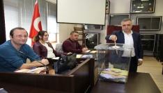 Tokat TSOnun yeni başkanı Ali Çelik oldu