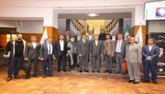 İranda Türk iş adamları toplantısı