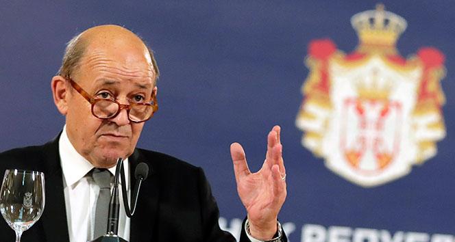 Fransız Dışişleri Bakanı: Esadın kimyasal cephanesinin büyük bir bölümü yok edildi