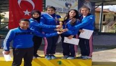 Siirtspor Lisesi öğrencileri Boccede Türkiye şampiyonu oldu