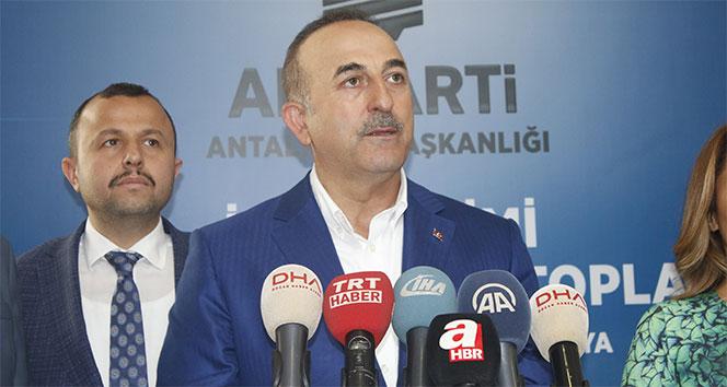 Bakan Çavuşoğlu: Harekat geç kalmış bir harekattır