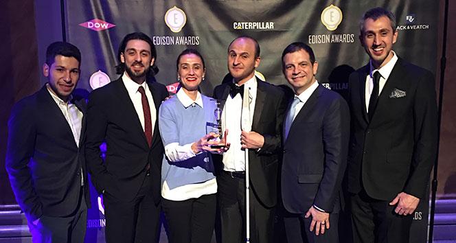 WeWALK'a ABD'den Altın Edison Ödülü
