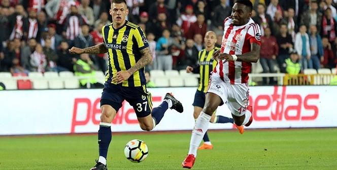 Sivasspor Fenerbahçe Geniş Özet Ve Golleri İzle