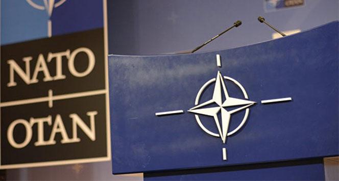 NATOdan Suriye operasyonuna destek