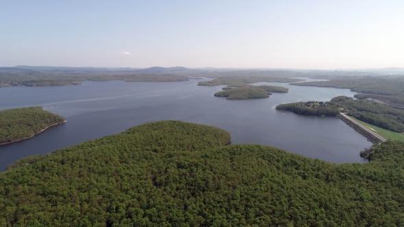 Ömerli Barajı doluluk oranı son 2 yılın rekorunu kırdı
