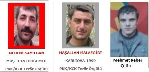 Tuncelide 84 sığınak imha edildi, 17 terörist öldürüldü