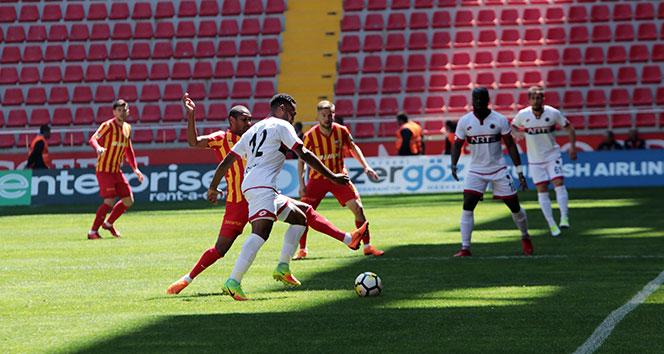 ÖZET İZLE: Kayserispor 3-1 Gençlerbirliği Maç Özeti Golleri İzle|Kayseri Gençlerbirliği kaç kaç bitti?