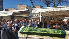 Maliye Bakanı Ağbal, Bayburtta cenaze törenine katıldı