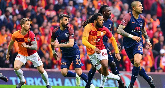 ÖZET İZLE: Galatasaray 2-0 Başakşehir Maç Özeti Golleri İzle| GS Başakşehir kaç kaç bitti
