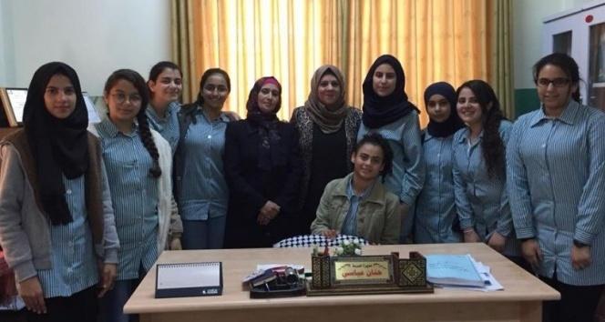 Filistinli öğrenciler 23 Nisan için Türkiye'ye geliyor
