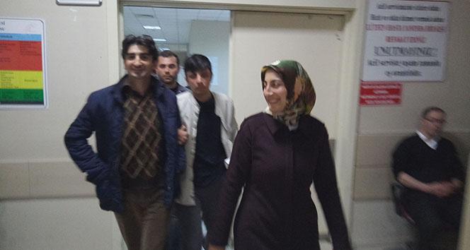 FETÖ/PDYden firari olarak aranan karı koca öğretmen yakalandı