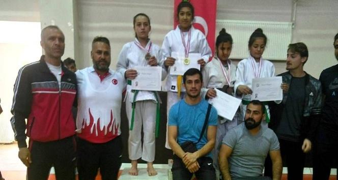 Osmaniyeli judocular dereceyle döndü