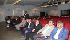 Malazgirtte Köylere Hizmet Götürme Birliği toplantısı