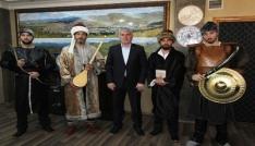 İl Kültür ve Turizm Müdürlüğünden Başkan Memişe ziyaret