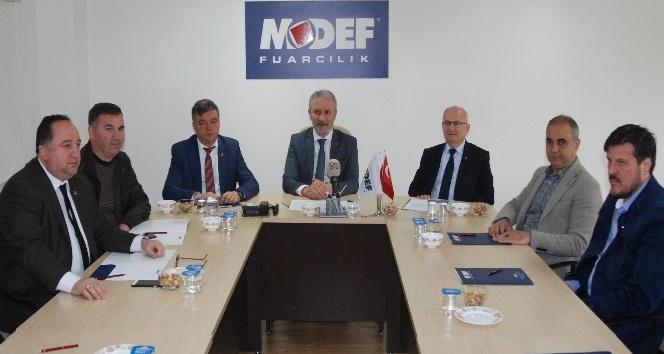 MODEF'in ziyaretçi sayısı ve hizmet kalitesi arttı