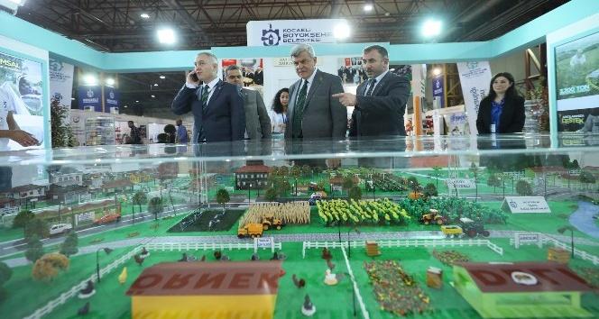 """Karaosmanoğlu, """"Tarıma desteğimiz sürecek"""""""
