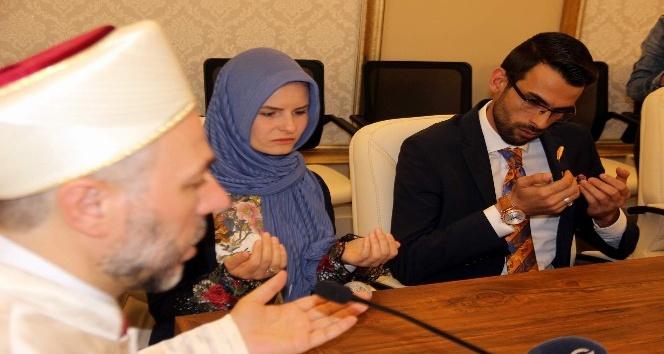 Litvanyalı Jurgita Müslüman oldu