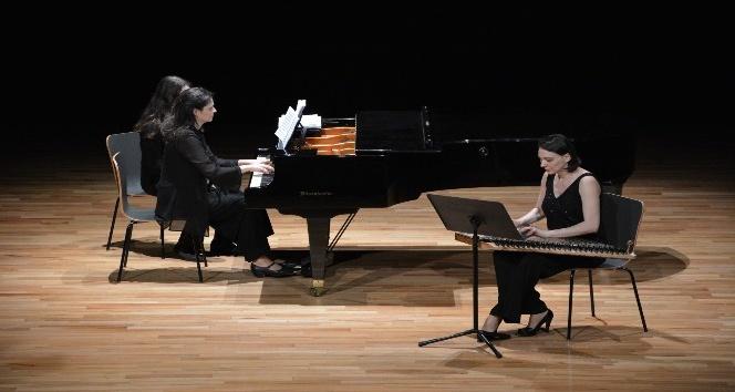 Salon 2016'da 'Kanun Piyano İkilisi' konseri