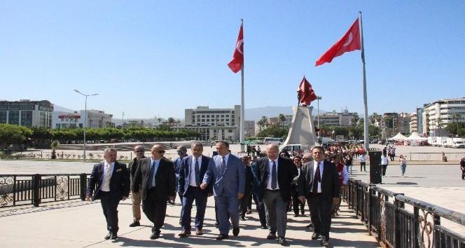 İskenderun'da Turizm Haftası etkinlikleri