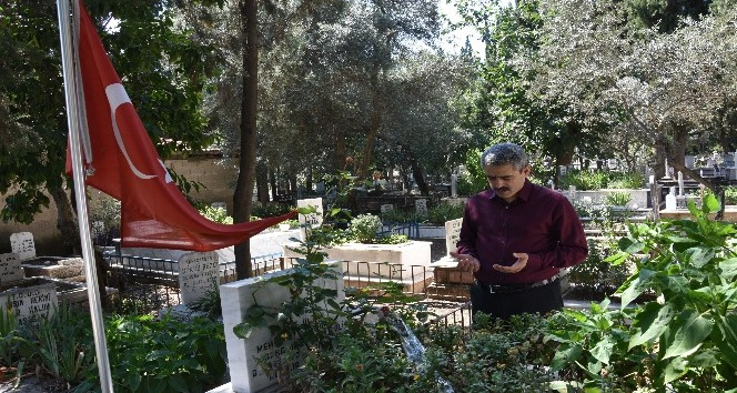 Başkan Alıcık'ın 'Şehitler Haftası' mesajı