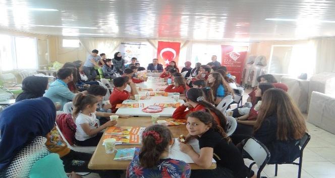 İl Çocuk Komitesi Erdemli'de toplandı
