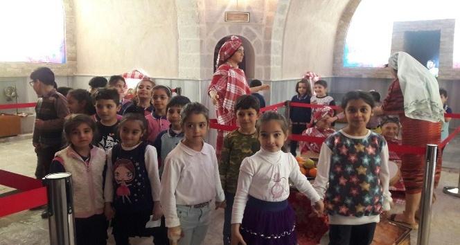 Tahtalı Hamam Müzesine vatandaşlardan yoğun ilgi