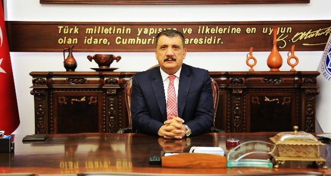 Başkan Gürkan Özal ve Hamido'yu andı