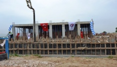 Biga Uygulamalı Bilimler Fakültesi binasının temeli atıldı