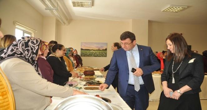 Bafra'da Yöresel Yemek Yarışması