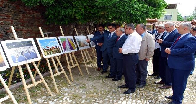 Tarım ve insan konulu fotoğraflar Salihli'de görücüye çıktı