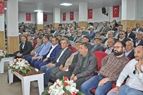 Kentsel dönüşüm projesi bilgilendirme toplantısı yapıldı