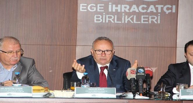 """EMİB Başkanı Kaya: """"Süleyman Şah Türbesi'nin onarımına talibiz"""""""