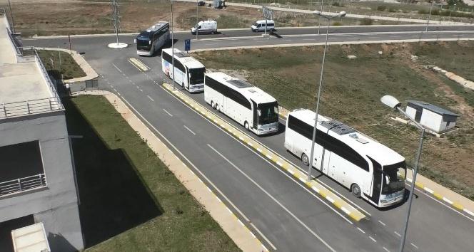 Ağrı'da 227 kaçak göçmen sınır dışı edildi