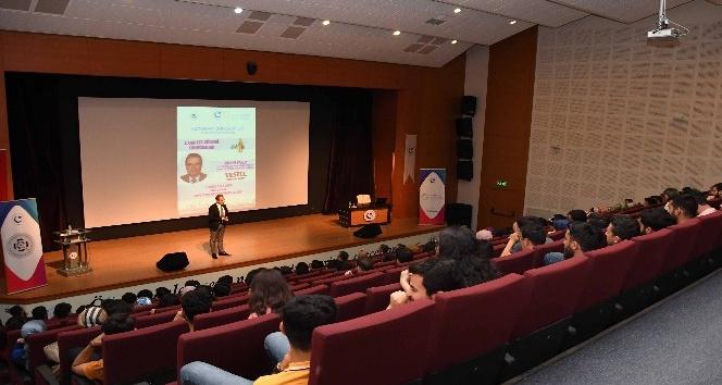 Adıyaman Üniversitesinde kariyer günü etkinliği düzenlendi