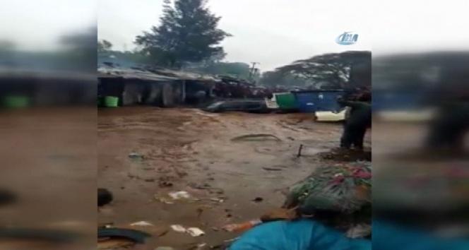 Tanzanyada sel felaketi: 9 ölü