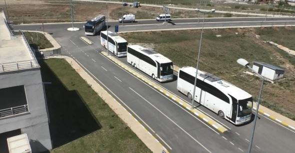 Polis yoğun güvenlik önlemi aldı! Sınır dışı edildiler