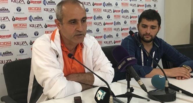 Eyüp Arın: 'Boluspor maçını hakem faciası ile kaybettik'
