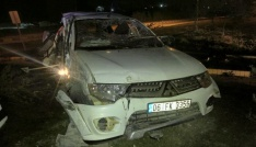 Bartında feci kaza: 2 ölü, 4 yaralı