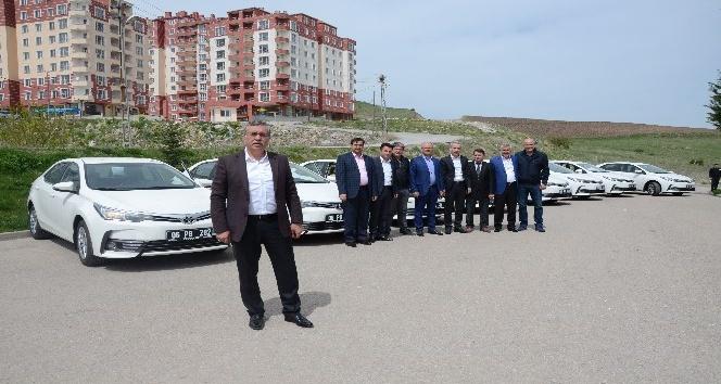 Pursaklar Belediyesi araç filosunu güçlendirdi