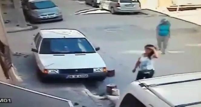 (özel haber) Hırsızların kapıyı açma yöntemi pes dedirtti