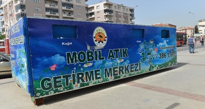 Çiğli Belediyesi geri dönüşümde iddialı