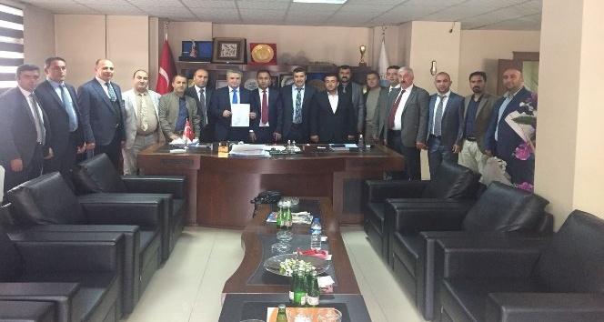 Hakkari TSO'da meclis toplantısı