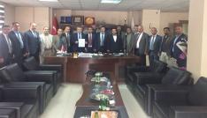 Hakkari TSOda meclis toplantısı