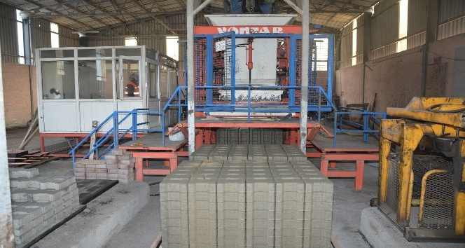 Körfez Belediyesi Bordür Fabrikası'na açıklık getirdi