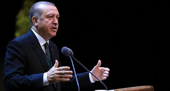 Cumhurbaşkanı Erdoğan açıkladı: 60 bine yakın PYD/YPG'li teröristi...