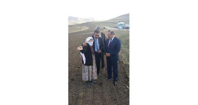 Milletvekili Deligöz'den tarım ve hayvancılıkta kalkınma vurgusu